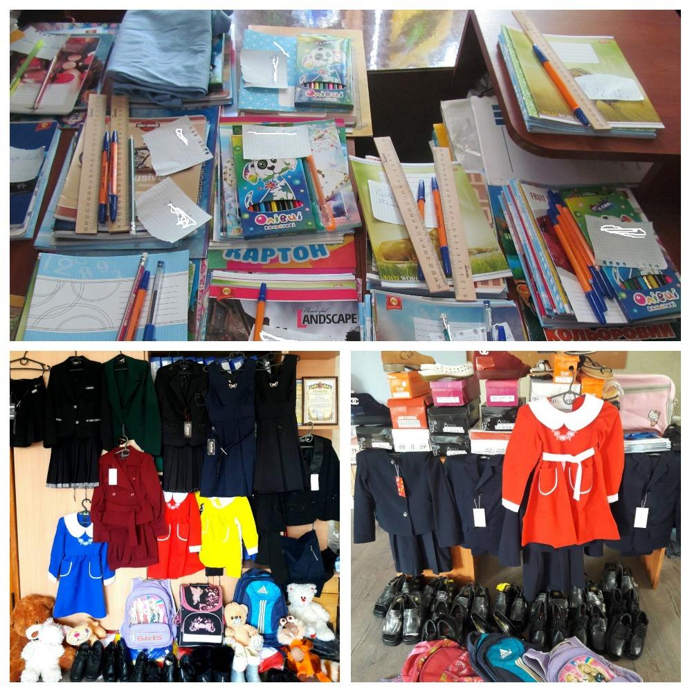 На Хмельниччині стартувала благодійна акція «Готуємо дітей до школи» , фото-1