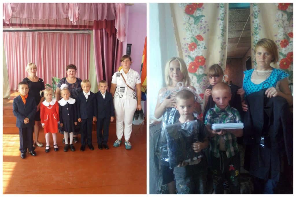 На Хмельниччині стартувала благодійна акція «Готуємо дітей до школи» , фото-3
