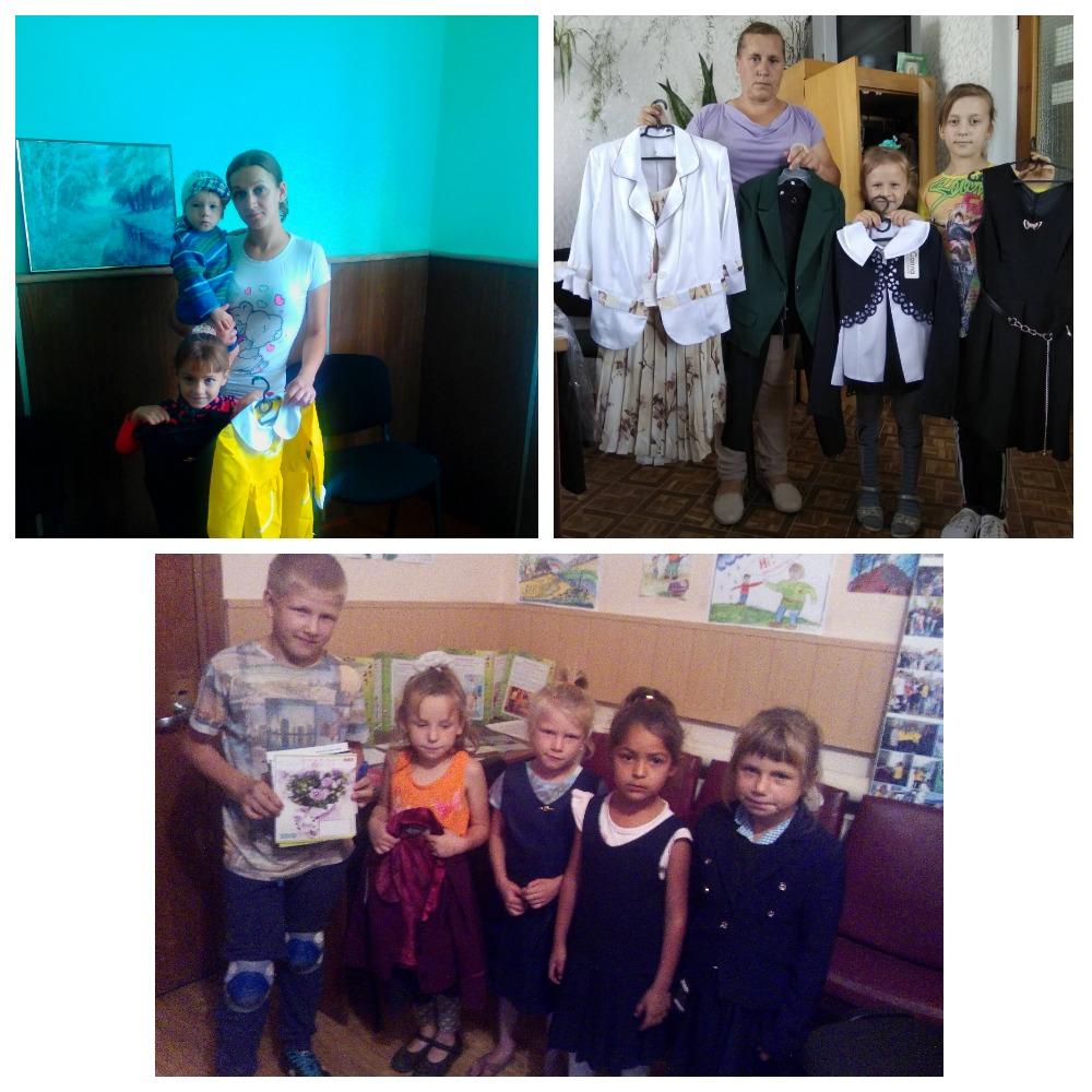 На Хмельниччині стартувала благодійна акція «Готуємо дітей до школи» , фото-2