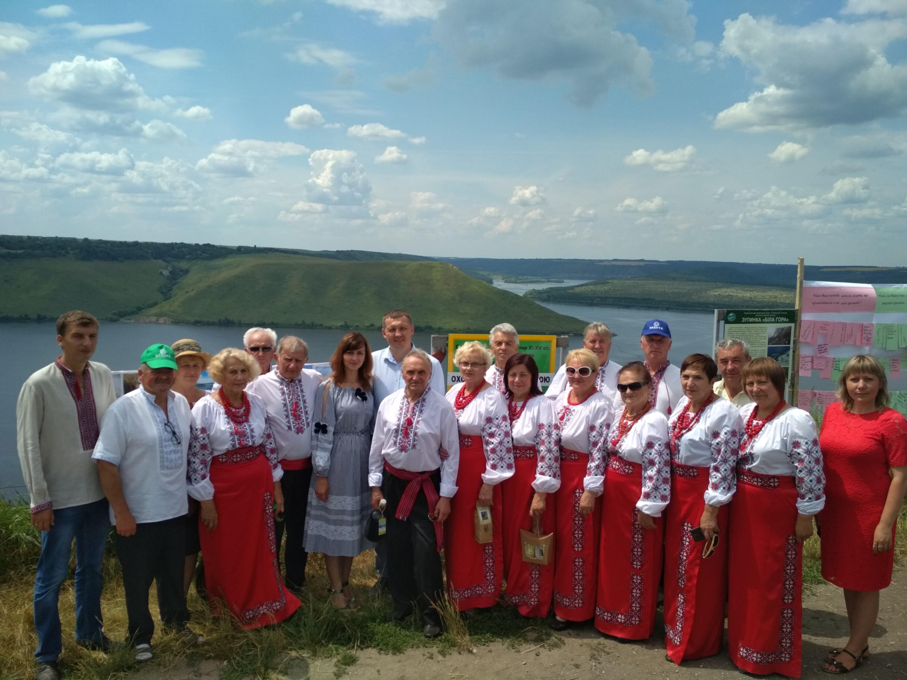 В Староушицькій громаді відзначили Міжнародний День Дністра