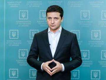 Звернення Президента України Володимира Зеленського стосовно впровадження прозорого ринку землі в Україні