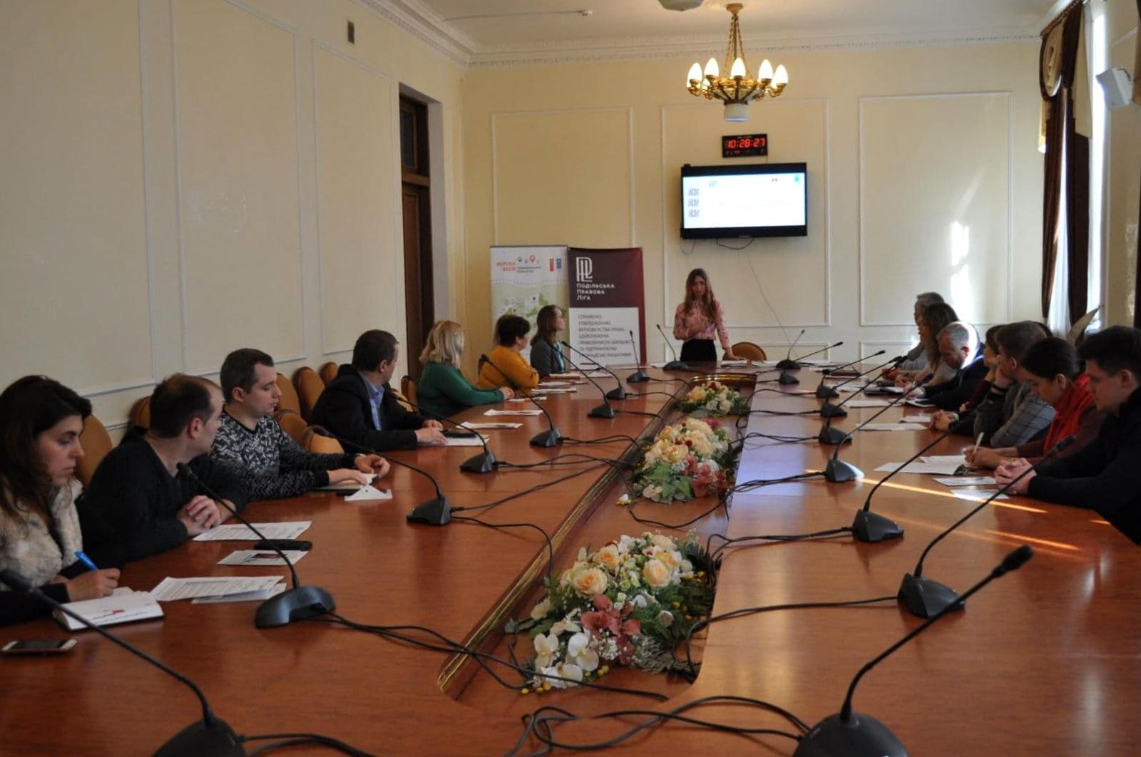 На Хмельниччині сприяють розвитку громадянського суспільства в ОТГ Хмельниччини, фото-1