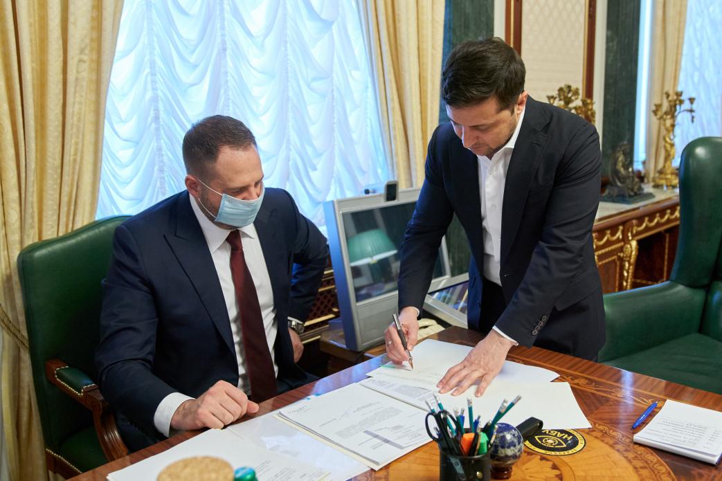 Президент підписав закон щодо обігу земель сільськогосподарського призначення
