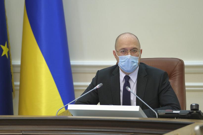 Денис Шмигаль: З 22 травня можливий перехід до другого етапу карантинних послаблень