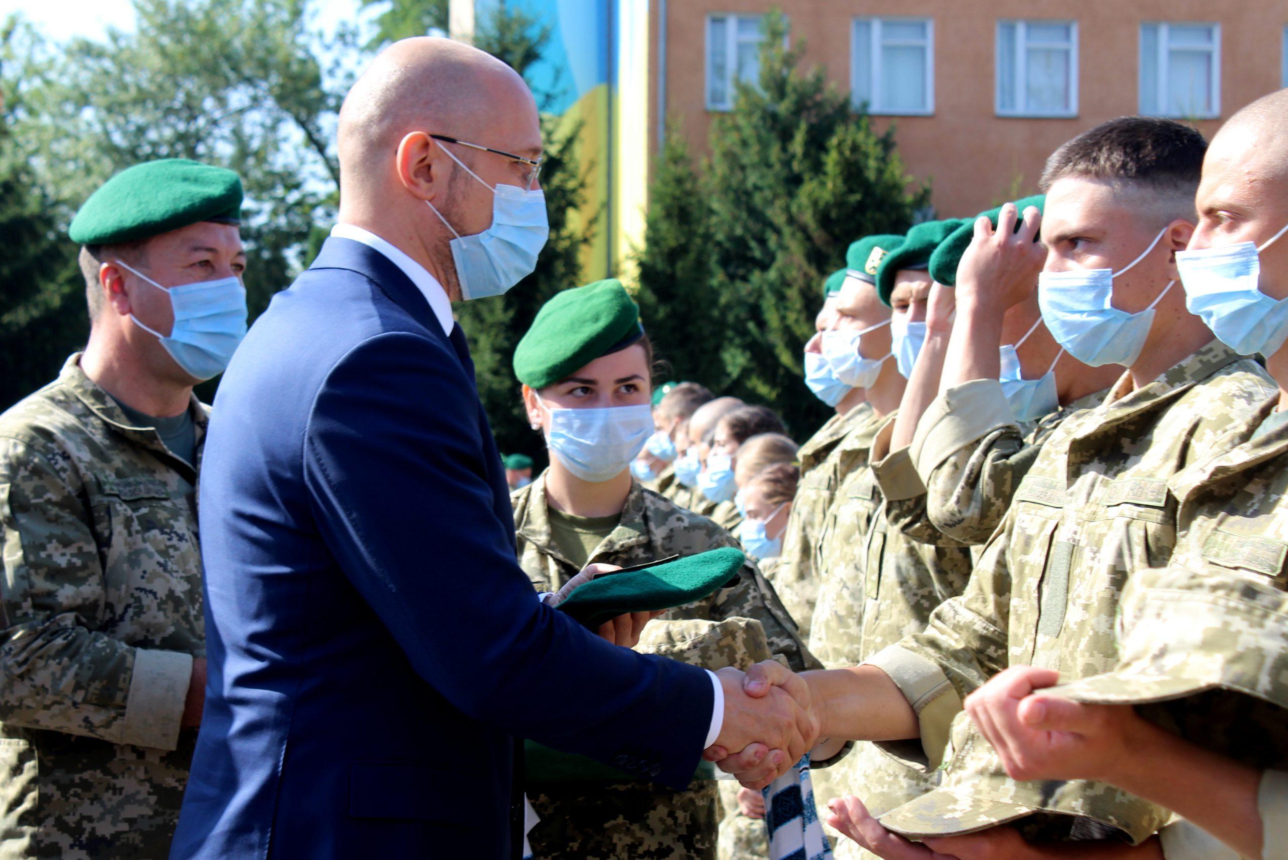 Прем'єр-міністр України Денис Шмигаль перебував з робочою поїздкою на Хмельниччині