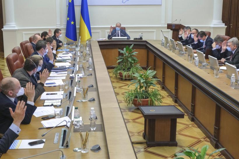 Кабінет Міністрів схвалив проект держбюджету на 2021 рік