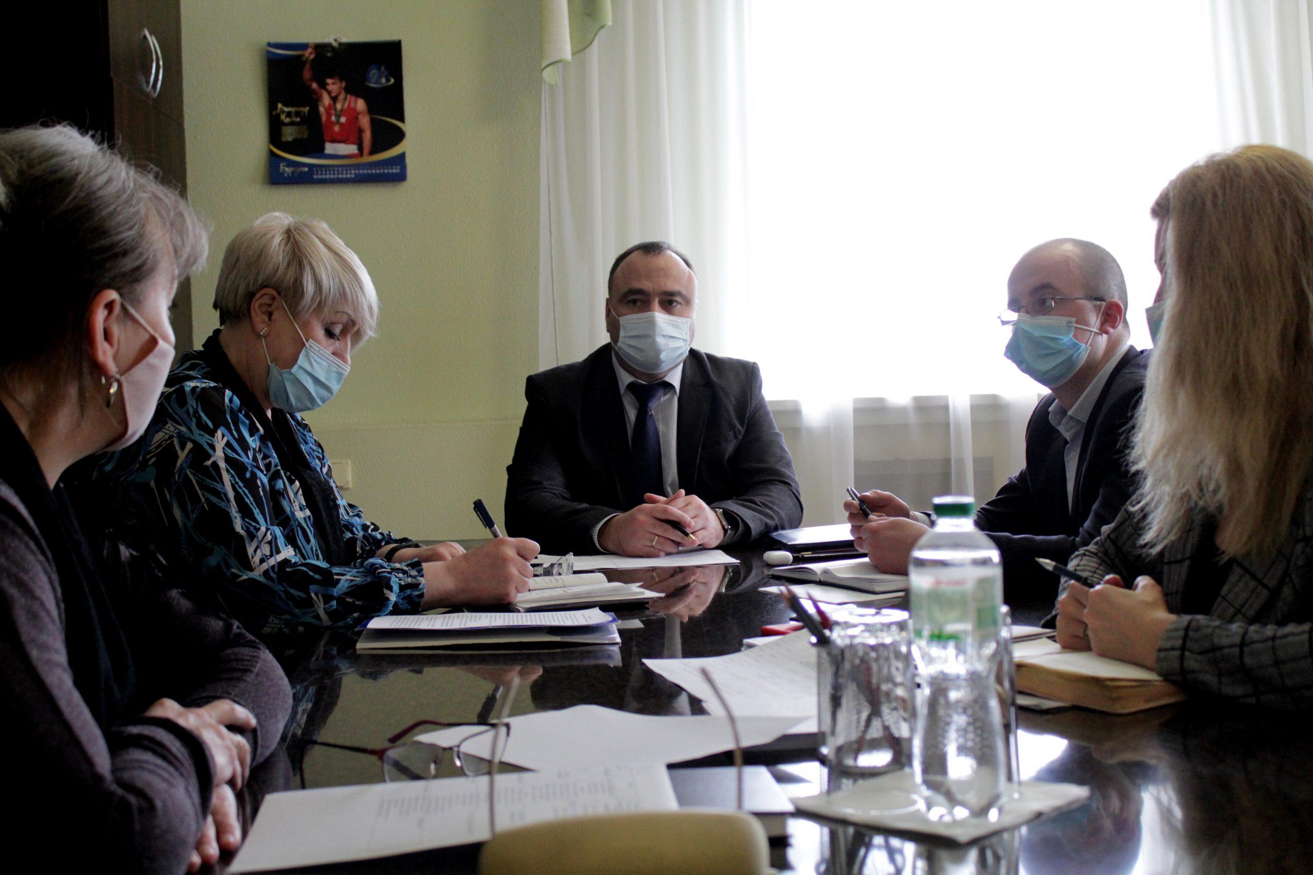 Відбулося чергове засідання робочої групи з питань діяльності соціальних закладів недержавної форми власності