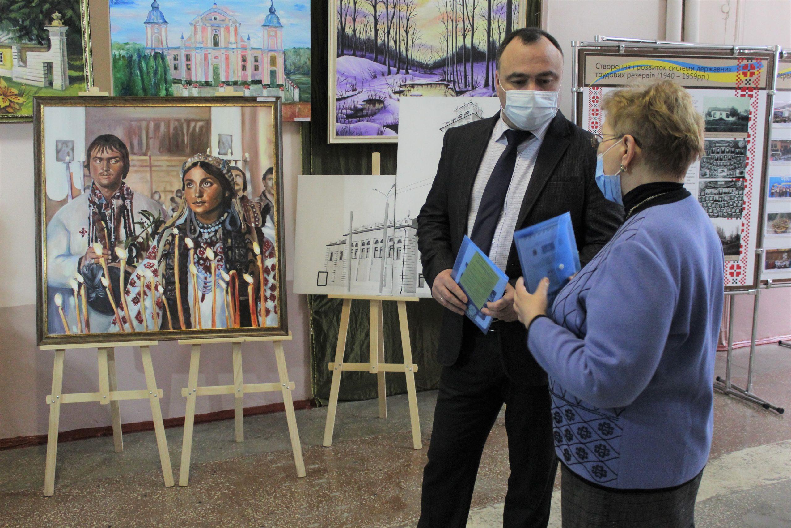 """На Хмельниччині відбулось урочисте відкриття фестивалю професій """"Твій старт в успішне життя"""""""