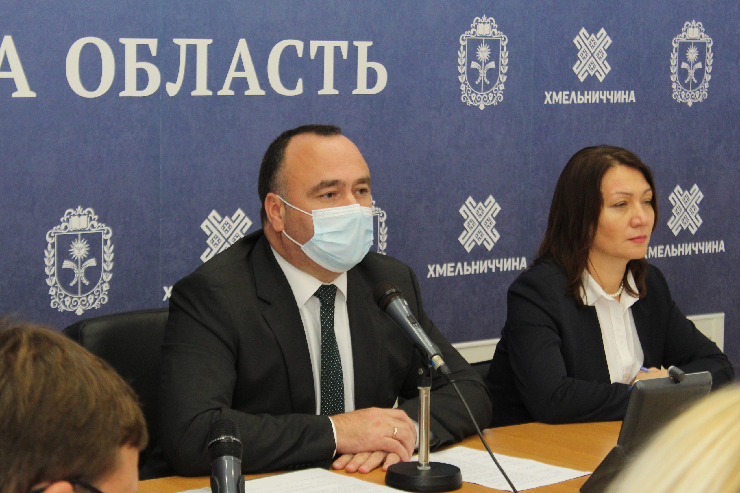 Володимир Юр'єв взяв участь у засіданні колегії Департаменту освіти, науки, молоді і спорту ОДА